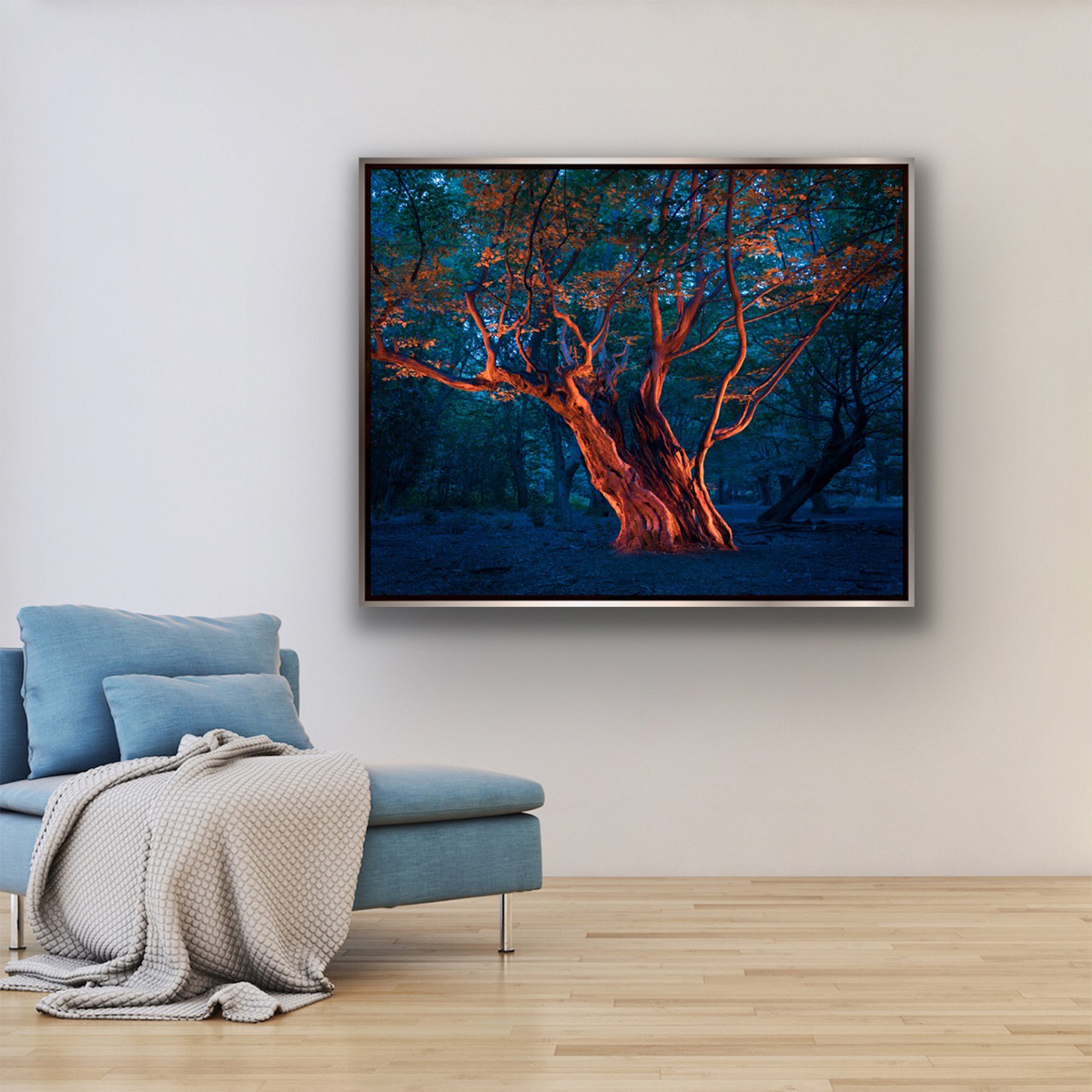 BRIAREUS by Grete Hjorth-Johansen, viewed in a room