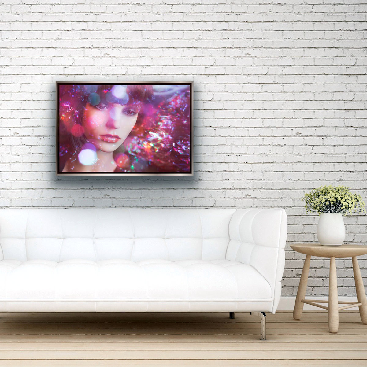 JULIETTE'S DREAM by Grete Hjorth-Johansen, viewed in a room