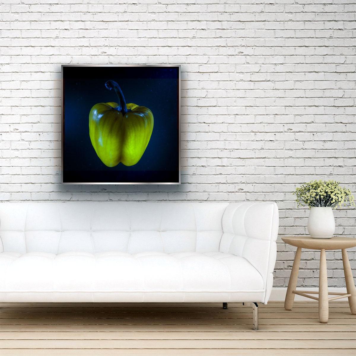 LUCIFERIN by Grete Hjorth-Johansen, viewed in a room