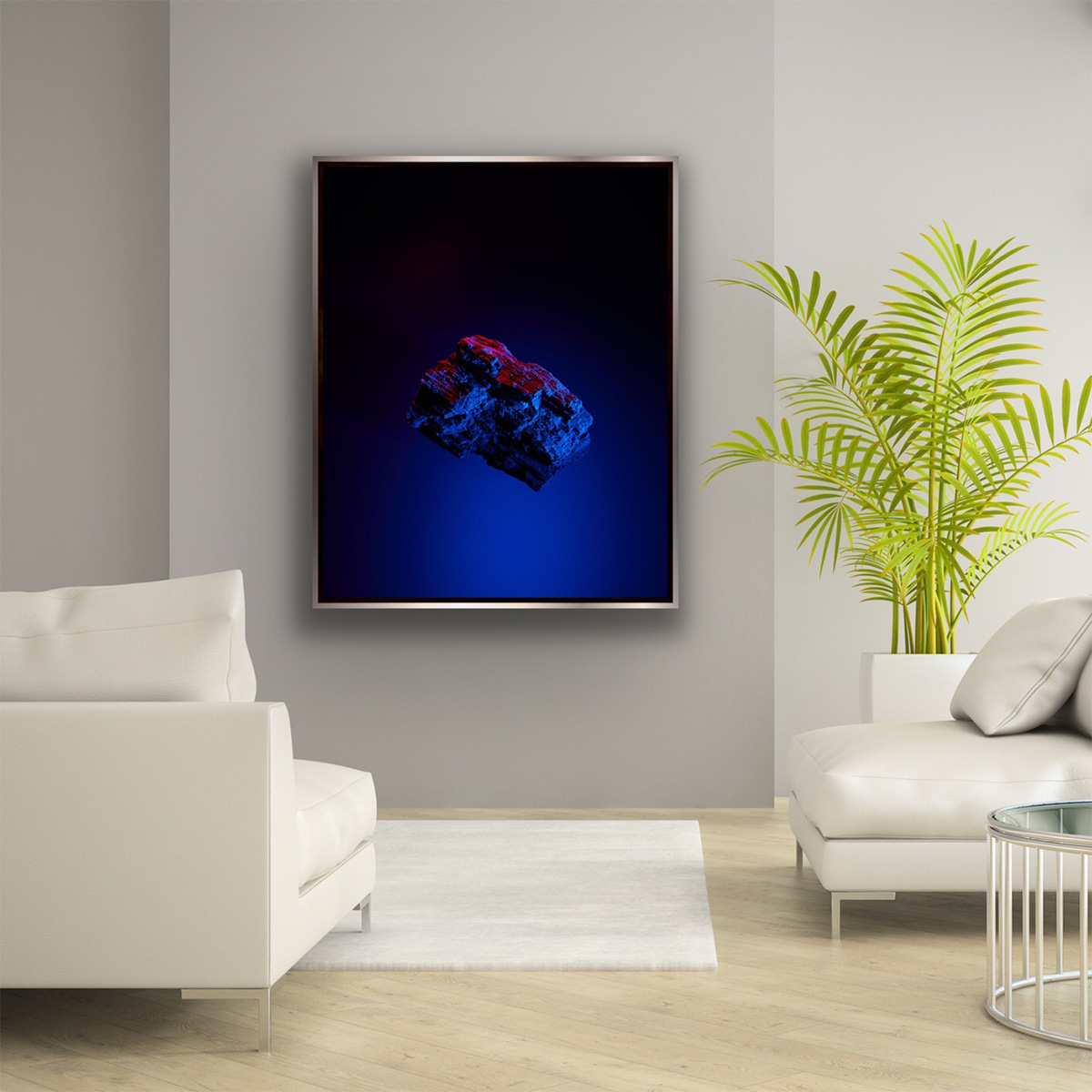 ROBUR by Grete Hjorth-Johansen, viewed in a room